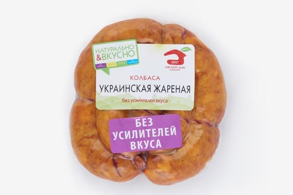 Колбаса Украинская жареная в/у