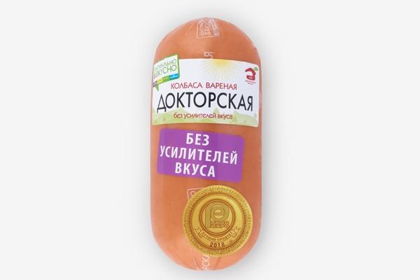 Колбаса вареная Докторская б/о в/у 500г