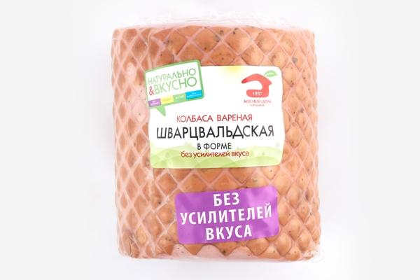 Колбаса вареная Шварцвальдская  в форме в/у Б.кусок